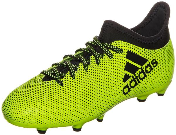 Adidas X 17.3 FG Jr solar yellow/legend ink