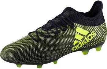 Adidas X 17.2 FG legend ink/solar yellow