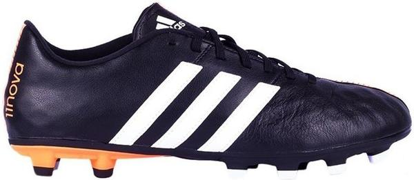 Adidas 11Nova FG core black/footwear white/flash orange