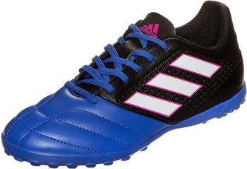 Adidas ACE 17.4 TF Jr core black/footwear white/blue