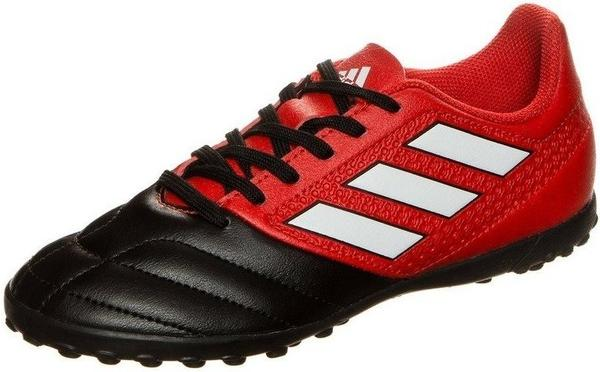 Adidas ACE 17.4 TF Jr red/footwear white/core black