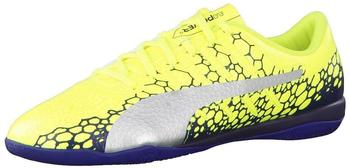 Puma evoPOWER Vigor 4 Graphic IT safey yellow/silver/blue depth