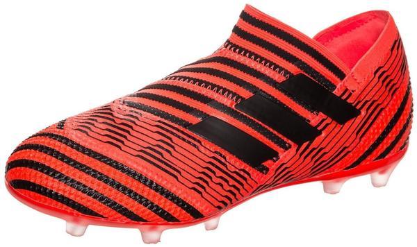 Adidas Nemeziz 17+ 360 Agility FG Jr solar orange/core black/solar red