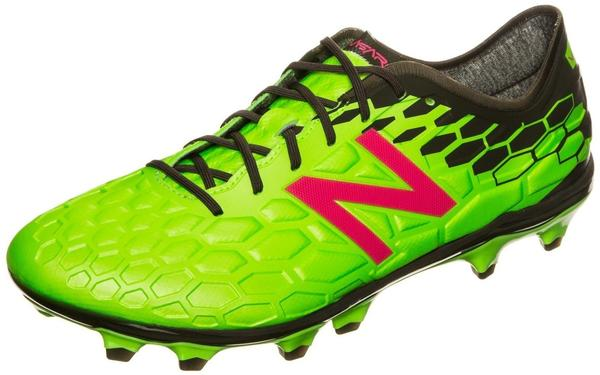 New Balance Visaro 2.0 Pro FG energy lime/military dark triumph/alpha pink