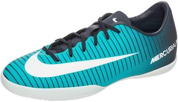Nike Mercurial Vapor XI IC Jr obsidian/white/gamma blue
