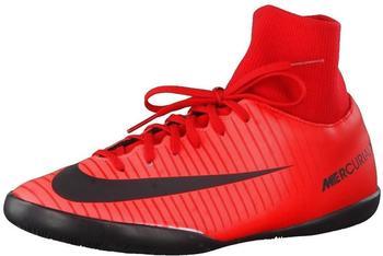 Nike MercurialX Victory VI DF IC Jr university red/brigth crimson/black