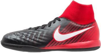 Nike MagistaX Onda II Dynamic Fit IC Jr black/university red/bright crimson/white