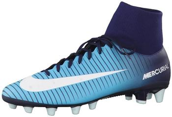 Nike Mercurial Victory VI Dynamic Fit AG-PRO thunder blue/gamma blue/white