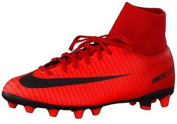 Nike Mercurial Victory VI DF AG-Pro Jr university red/bright crimson/black