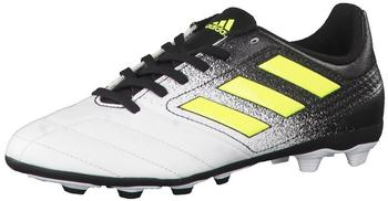 Adidas ACE 17.4 FxG Jr footwear white/solar yellow/core black