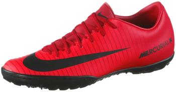 Nike MercurialX Victory VI TF university red/black/bright crimson