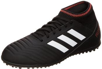 Adidas Predator Tango 18.3 TF Jr core black/footwear white/solar red Größe 30