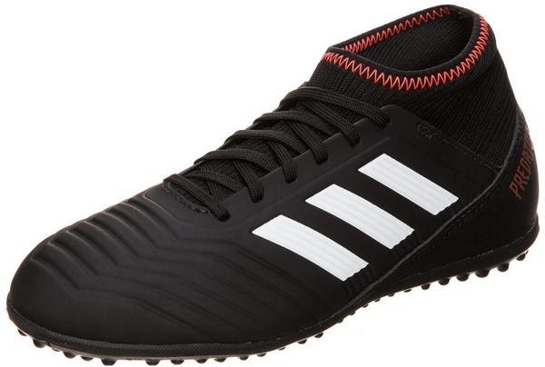 Adidas Predator Tango 18.3 TF Jr core black/footwear white/solar red Größe 30