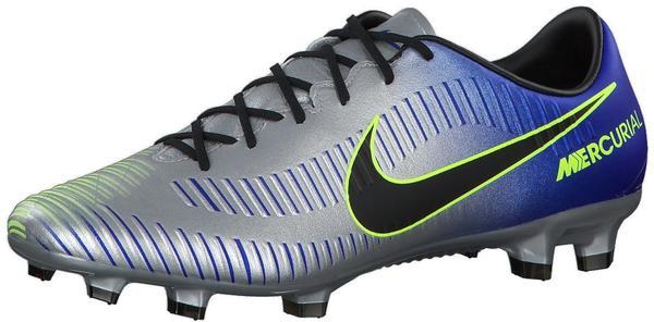 Nike Mercurial Veloce III Neymar FG racer blue/chrome/volt/black