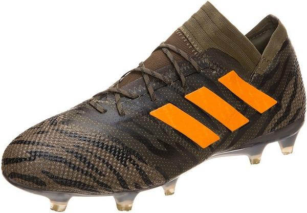 Adidas Nemeziz 17.1 FG trace olive/bright orange/core black