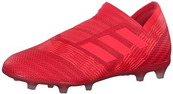 Adidas Nemeziz 17+ 360 Agility FG Jr real coral/red zest/real coral