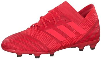 Adidas Nemeziz 17.1 FG Jr real coral/red zest/real coral