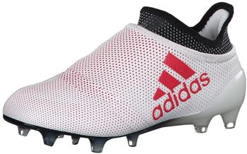 Adidas X 17+ Purespeed FG Jr white/real coral/core black