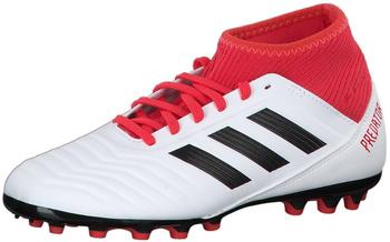 Adidas Predator 18.3 AG Jr white/real coral/core black