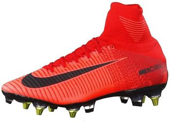 Nike Mercurial Superfly V DF SG-PRO Anti-Clog university red/bright crimson/black