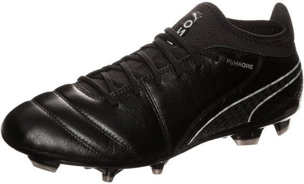 Puma ONE 17.2 AG puma black/silver