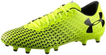 Under Armour CF Force 3.0 FG yellow/black