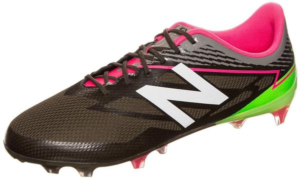 New Balance Furon 3.0 Mid Level FG military dark triumph/energy lime