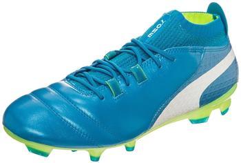 Puma ONE 17.1 FG blue/white/yellow