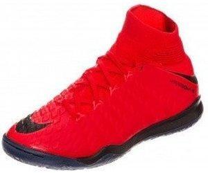 Nike HypervenomX Proximo II Dynamic Fit IC Jr university red/bright crimson/black