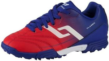 Pro Touch Classic TF Jr blue/red/white