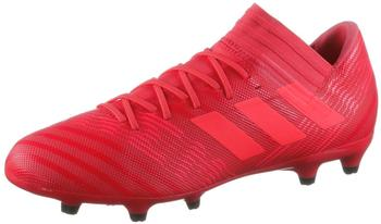 Adidas Nemeziz 17.3 FG real coral/red zest/core black