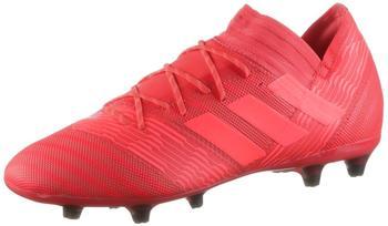 Adidas Nemeziz 17.2 FG real coral/red zest/core black