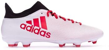Adidas X 17.3 Firm Ground ftwr white/real coral/core black