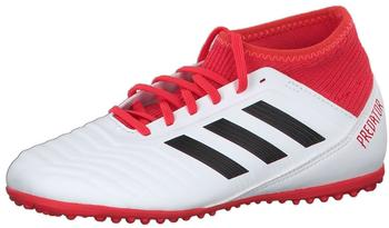 Adidas Predator Tango 18.3 TF Jr footwear white/core black/real coral