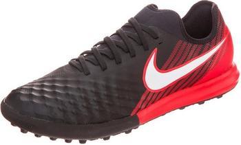 Nike MagistaX Finale II TF black/university red/white