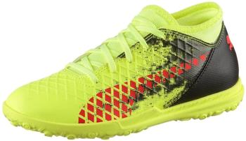 Puma Future 18.4 TT Jr fizzy yellow/red blast/puma black