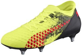 Puma Future 18.4 SG fizzy yellow/red blast/puma black