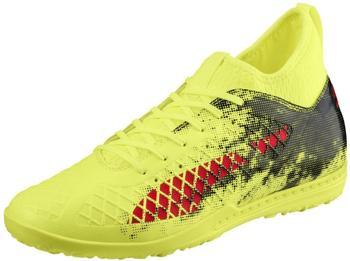 Puma Future 18.3 TT fizzy yellow/red blast/puma black