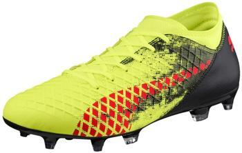 Puma Future 18.4 FG/AG fizzy yellow/red blast/puma black