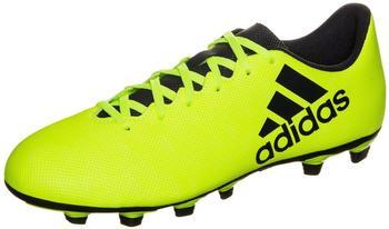 Adidas X 17.4 FxG solar yellow/legend ink