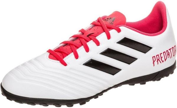 Adidas Predator Tango 18.4 TF footwear white/core black/solar red