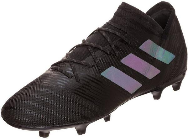 Adidas Nemeziz 17.2 FG core black/core black/hi-res green