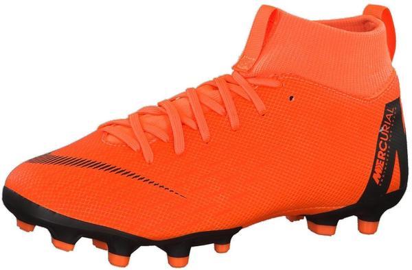 Nike Jr. Superfly VI Academy MG total orange/total orange/volt/white