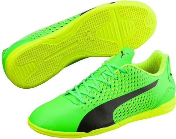Puma Adreno III IT green gecko/puma black/safety yellow
