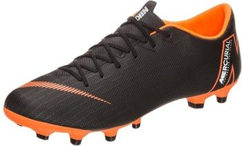 Nike Mercurial Vapor XII Academy MG black/white/total orange