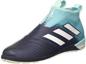 Adidas ACE Tango 17+ Purecontrol IN energy aqua/footwear white/legend ink