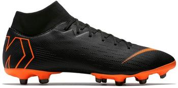 Nike Mercurial Superfly VI Academy DF MG black/total orange/white