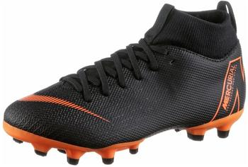Nike Jr. Superfly VI Academy MG black/total orange/white