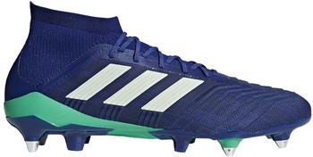 Adidas Predator 18.1 SG unity ink/aero green/hi-res blue