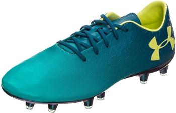 under-armour-magnetico-pro-fg-green-metallic-silver